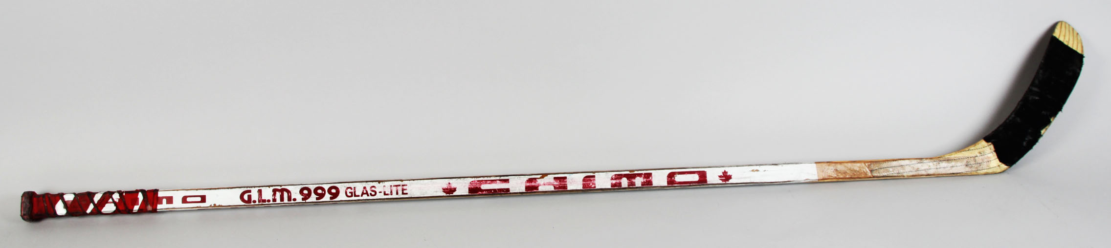 Alexander Semak Game-Used Hockey Stick Devils - COA