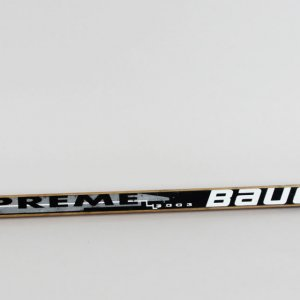 Montreal Canadiens - Valeri Bure Game-Used Hockey Stick - COA