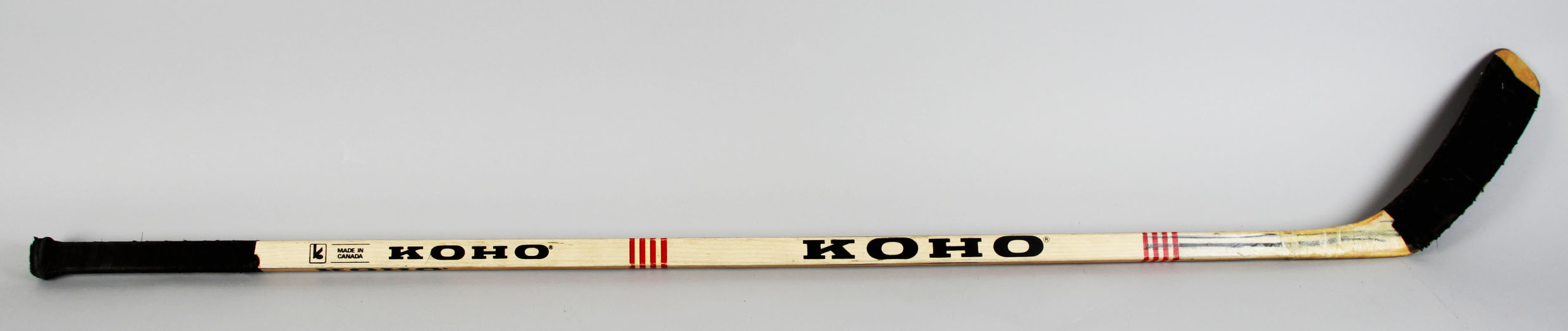 Detroit Red Wings - Reed Larson Game-Used Hockey Stick - COA