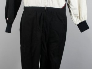 NASCAR - Shirley Bettenhausen Worn Pitt Race Suit