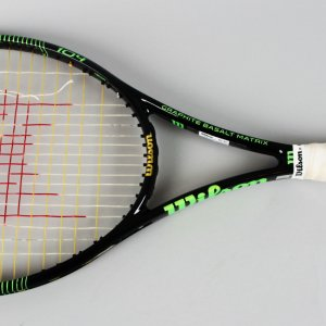 2016 Miami Open - Serena Williams Match-Used Tennis Court Racket