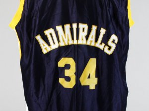 1995 Kevin Garnett Game Worn Farragut Career Academy High School Road Jersey