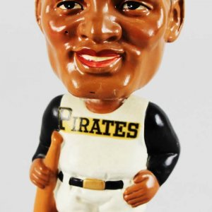 1962 Pittsburgh Pirates Roberto Clemente Bobbin' Head