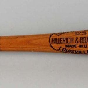 1974 Dodgers Ron Cey Game-Used, Signed World Series Baseball Bat COA Provenance