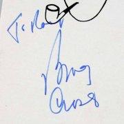 "1976 Bing Crosby Signed ""Bing at the London Palladium"" Program - JSA"