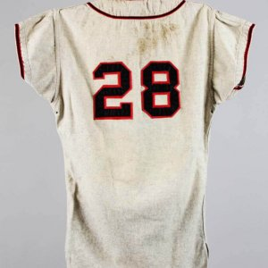 1957 Phoenix Stars Game-Worn Jersey (Minor League Team)