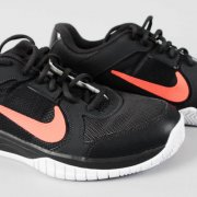 2015-16 Serena Williams Practice-Worn Custom Nike Tennis Sneaker Shoes