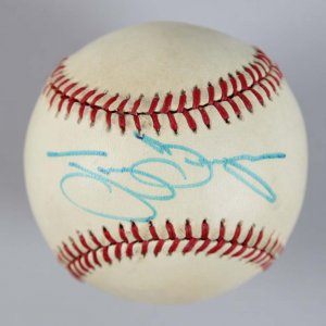 San Diego Padres - Tony Gwynn Signed ONL (Feeney) Baseball - COA JSA