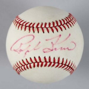 Pittsburgh Pirates - Ralph Kiner Signed ONL (Feeney) Baseball - COA JSA