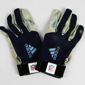 Tennessee Titans - Running Back - Eddie George Game-Worn Gloves