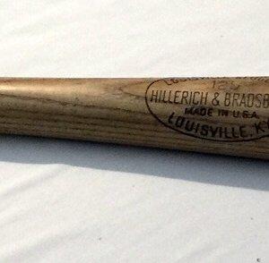 1960's Era Jackie Robinson H&B Louisville Slugger 125 Store Model Bat