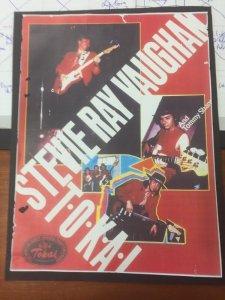 stevie ray vaughan tokai guitar