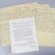 Mid 1960's Muhammad Ali Handwritten Letter About Malcolm X (Ali Signed Affadavit To Khalilah Ali)