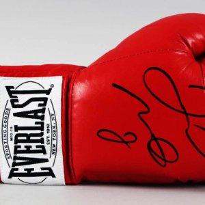 "Floyd ""Money"" Mayweather Jr. Signed Everlast Boxing Glove - JSA Full LOA"
