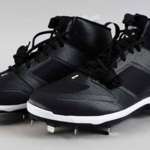2014 New York Yankees - Derek Jeter Game-Issued Promotional Samples Nike Jordan Lux Cleats Shoes