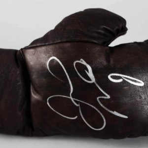 "Floyd ""Money"" Mayweather Jr. Signed Boxing Glove - JSA Full LOA"