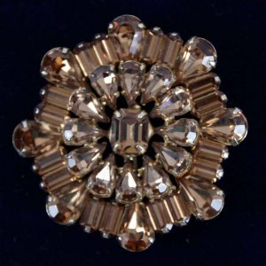 Vivian Leigh's Broach From Chalko Pupello Collection (Incl. Provenance LOA)