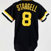 willie stagell game used jersey
