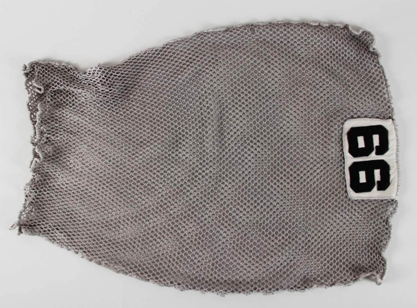 Wayne Gretzky Post Game-Used Los Angeles Kings Laundry Bag