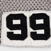 Wayne Gretzky Post Game-Used Los Angeles Kings Laundry Bag