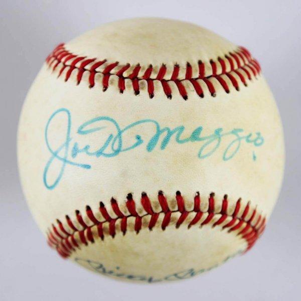 """NY Centerfielders Baseball (Incl. Mickey Mantle, Joe DiMaggio, Willie Mays & Duke Snider)"