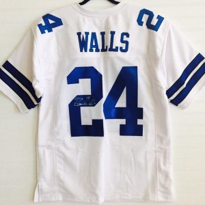 Dallas Cowboys Everson Walls signed custom stitched jersey