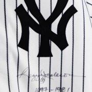 Reggie Jackson Signed New York Yankees Jersey w/ Inscriptions - COA JSA
