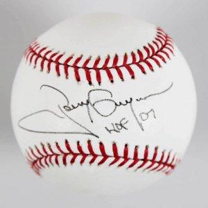 Tony Gwynn Signed San Diego Padres OML Baseball w/Inscription - COA JSA
