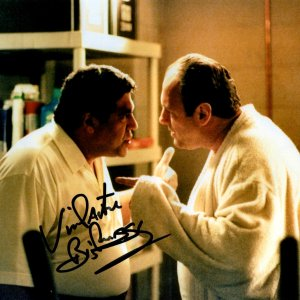 Vinny Pastore Signed 8x10 Soprano Photo