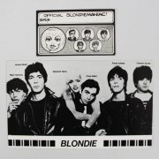 1977 Blondie & Original Band Signed by Deborah Harry & Chris Stien - JSA