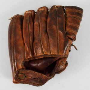 Circa 1950's Duke Snider Model Dodgers Vintage Baseball Glove