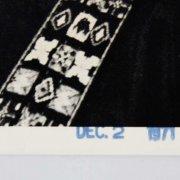 Elvis Presley Signed Las Vegas Hilton Envelope - JSA Full LOA
