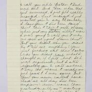 Janis Joplin Handwritten Letter 8 Pages JSA Full LOA