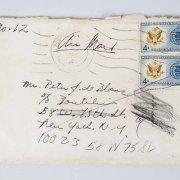 Janis Joplin Signed Letter 8 Handwritten Pages JSA Full LOA
