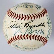 1952 yankee baseball