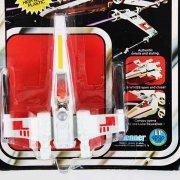 X-Wing Fighter 1977 Takara Star Wars Die Cast 12 Back Vintage Kenner