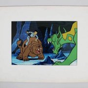 1976 Star Trek Animation Cel Filmation Norway Prods Inc. 55/950