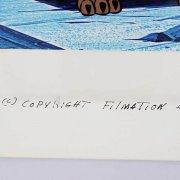 1976 Star Trek Animation Cel Filmation Norway Prods Inc. 55/950