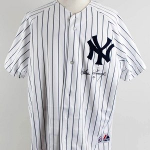 Goose Gossage Signed New York Yankees Jersey - COA JSA