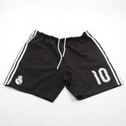 A pair of James Rodríguez Game-Used Unwashed #10 Real Madrid Away Shorts 2015 UEFA Champions League Semi-Final vs Juventus on 05/05/2015