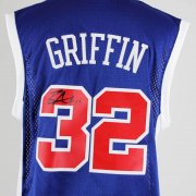 Blake Griffin Signed Los Angeles Clippers Jersey - JSA