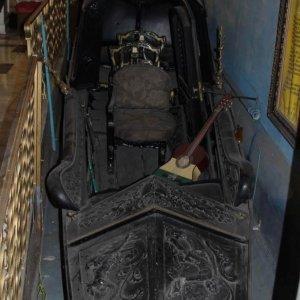 """c.1815 Venetian """"Love"""" Gondola-Oldest In the World"""