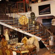 Liberace's Personal Stair Case From Stage Performance- Provenance