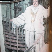 Liberace's Personal Home Stair Case- Provenance