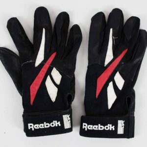 Frank Thomas Game-Worn, Signed White Sox Batting Gloves - PSA/DNA