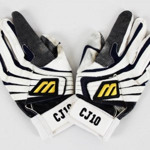Chipper Jones Game-Used Atlanta Braves Batting Gloves