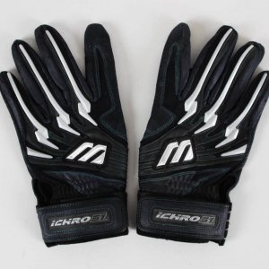 Ichiro Suzuki Game-Used Seattle Mariners Batting Gloves