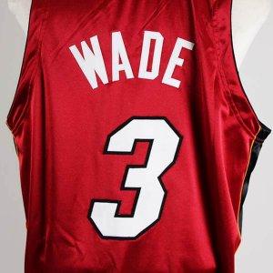 2005-06 Dwyane Wade Game-Worn Miami Heat Jersey