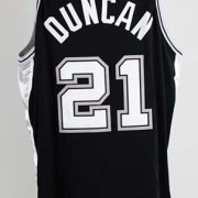 2005-06 Tim Duncan Game-Worn San Antonio Spurs Jersey COA 100% Team