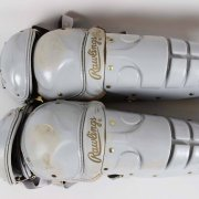1997 Mike Piazza Game-Used Los Angeles Dodgers Catching Equipment
